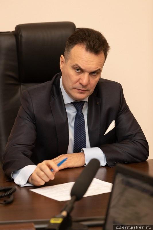На фото: Николай Цветков