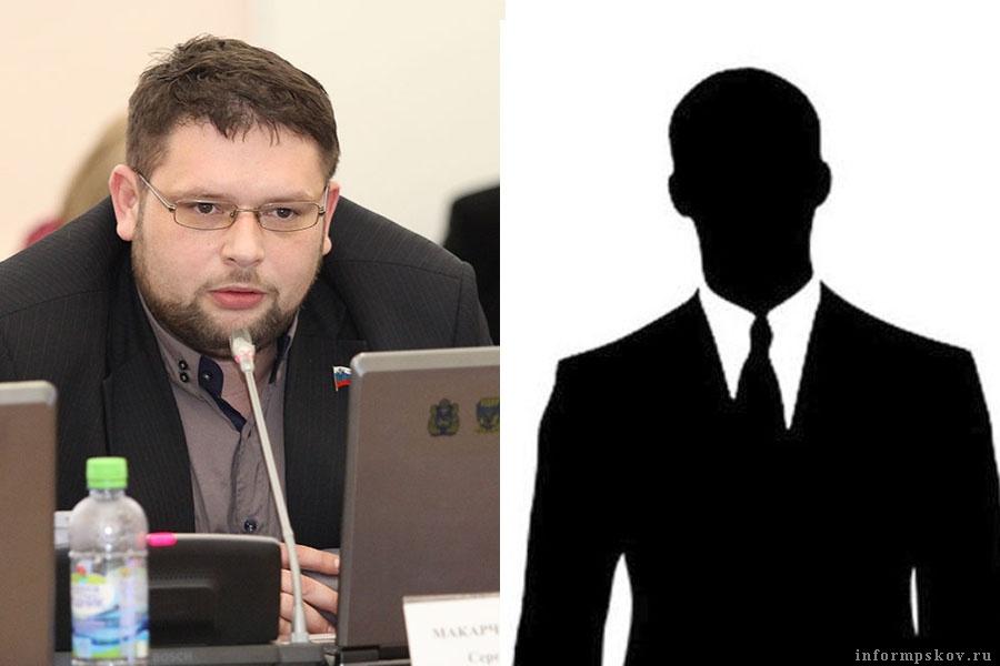 На фото: Сергей Макарченко