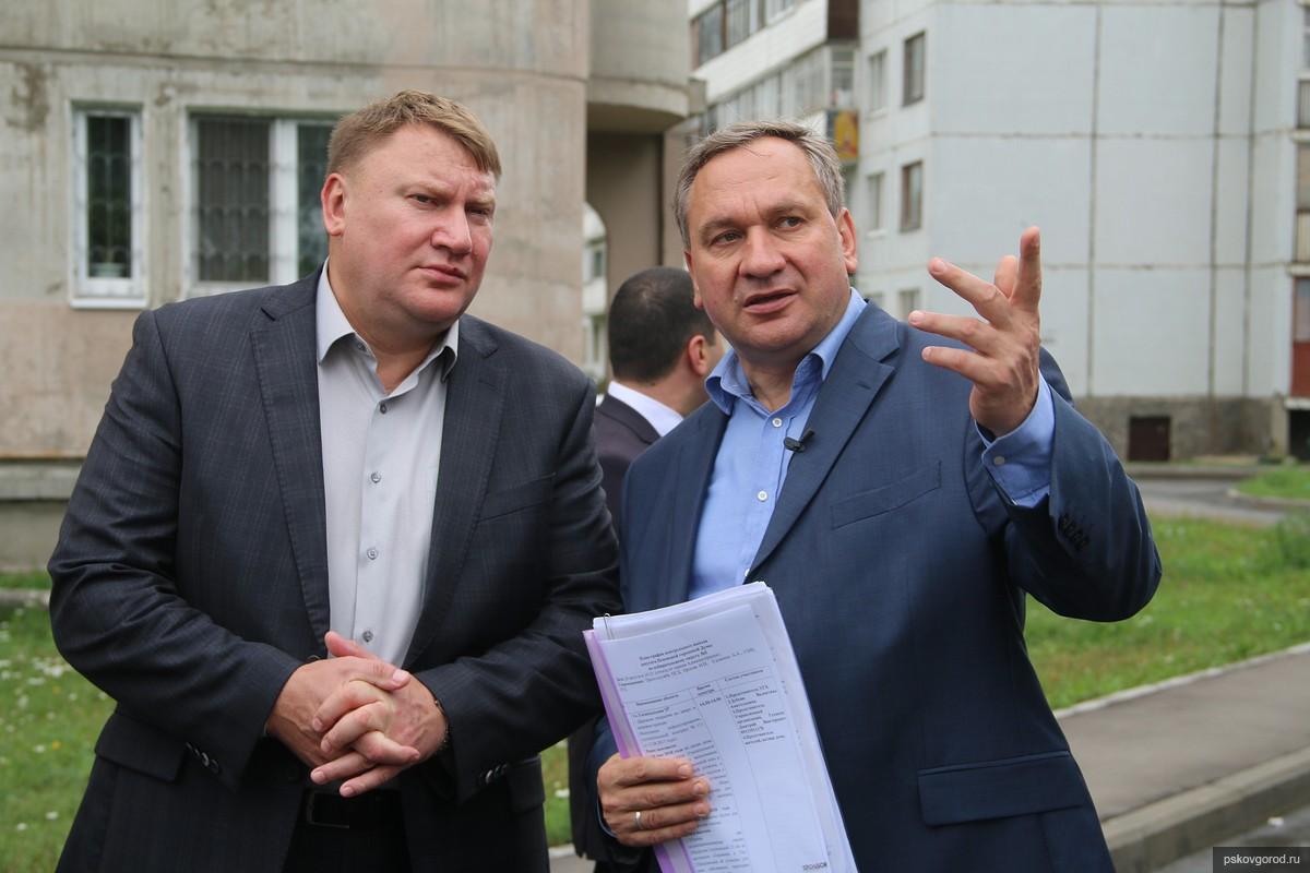 Александр Братчиков и Иван Цецерский