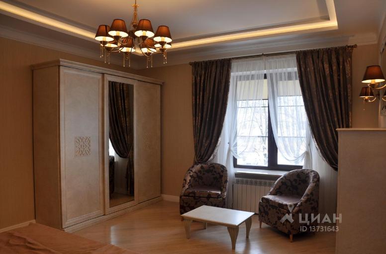 Четырёхкомнатная квартира на улице Гоголя, 33 в Пскове