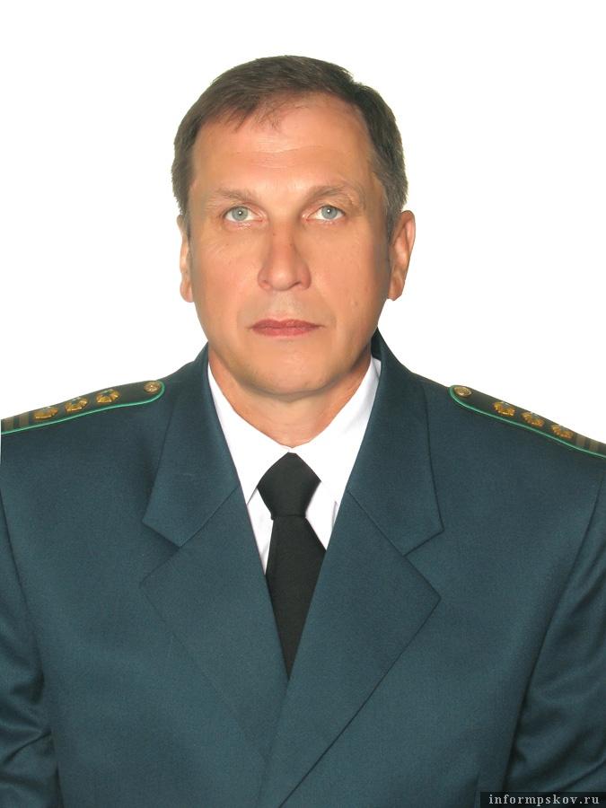 На фото: Геннадий Полоцкий