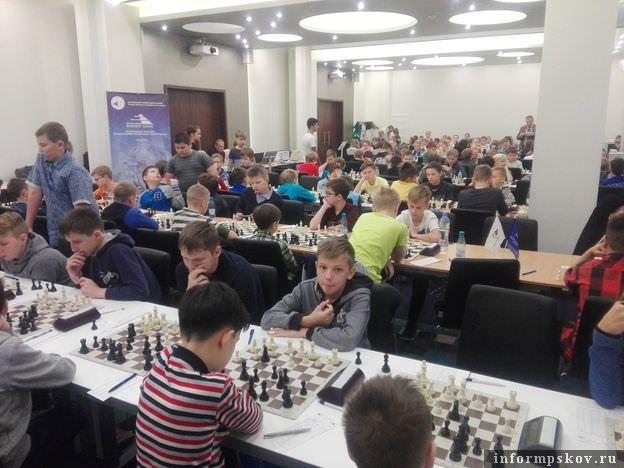 Первенство СЗФО по шахматам