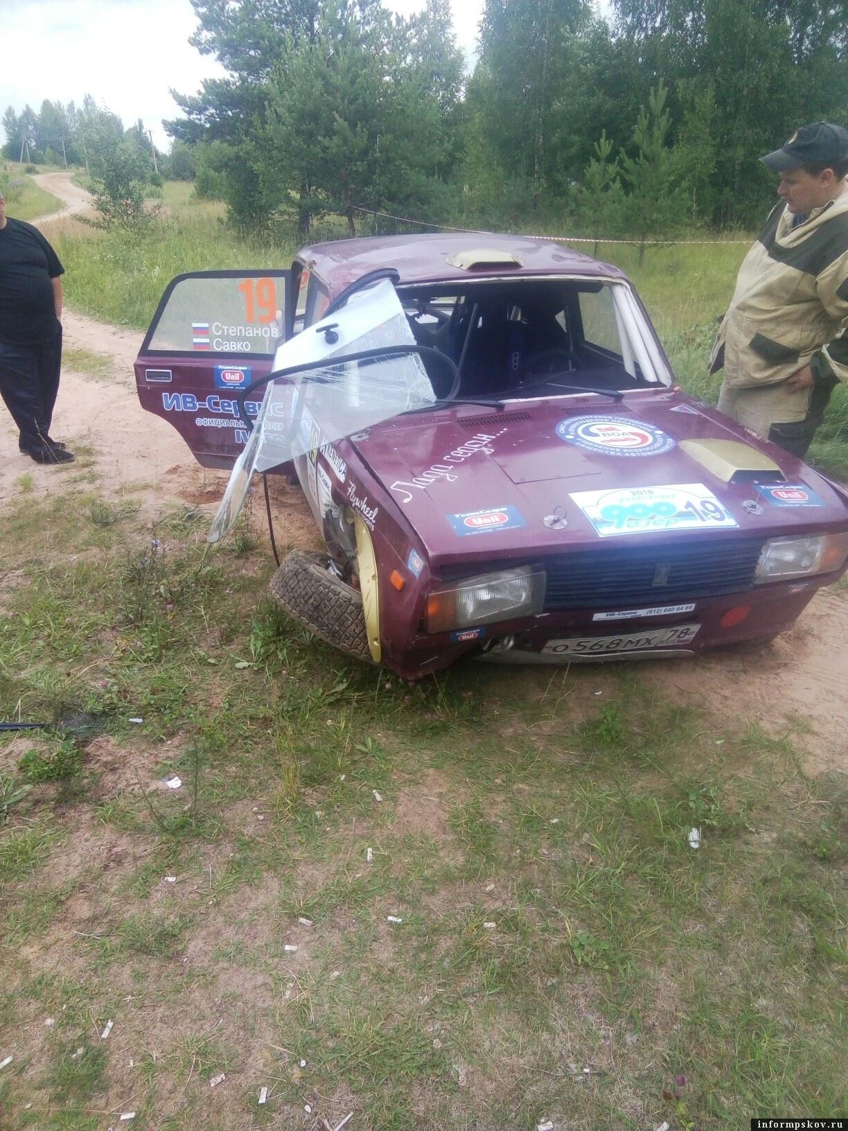 Федерация автоспорта Псковской области
