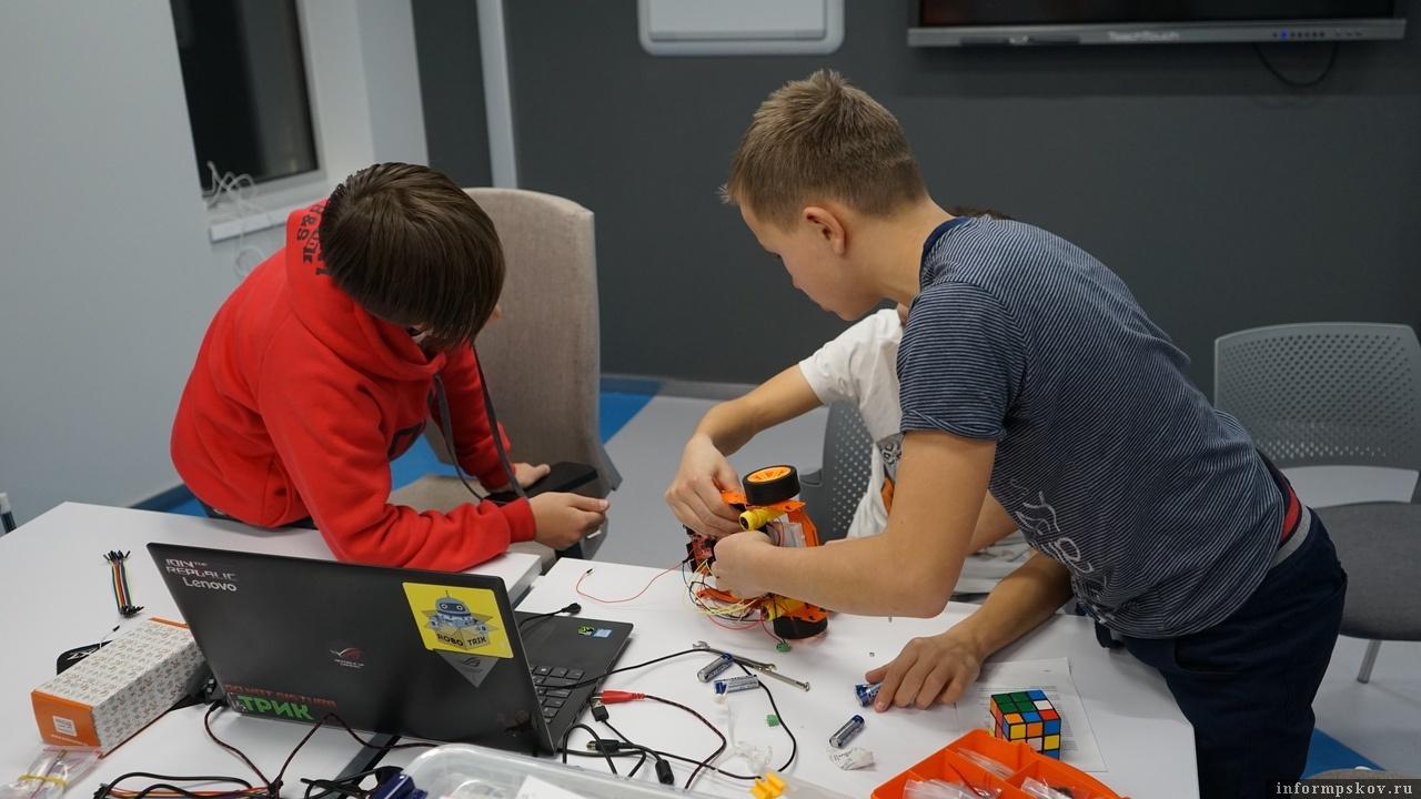 Фото предоставил псковский детский технопарк «Кванториум»