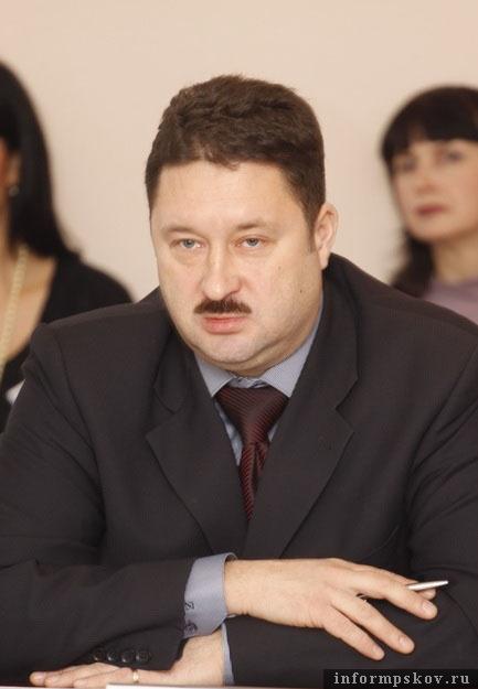 На фото: Валерий Машков