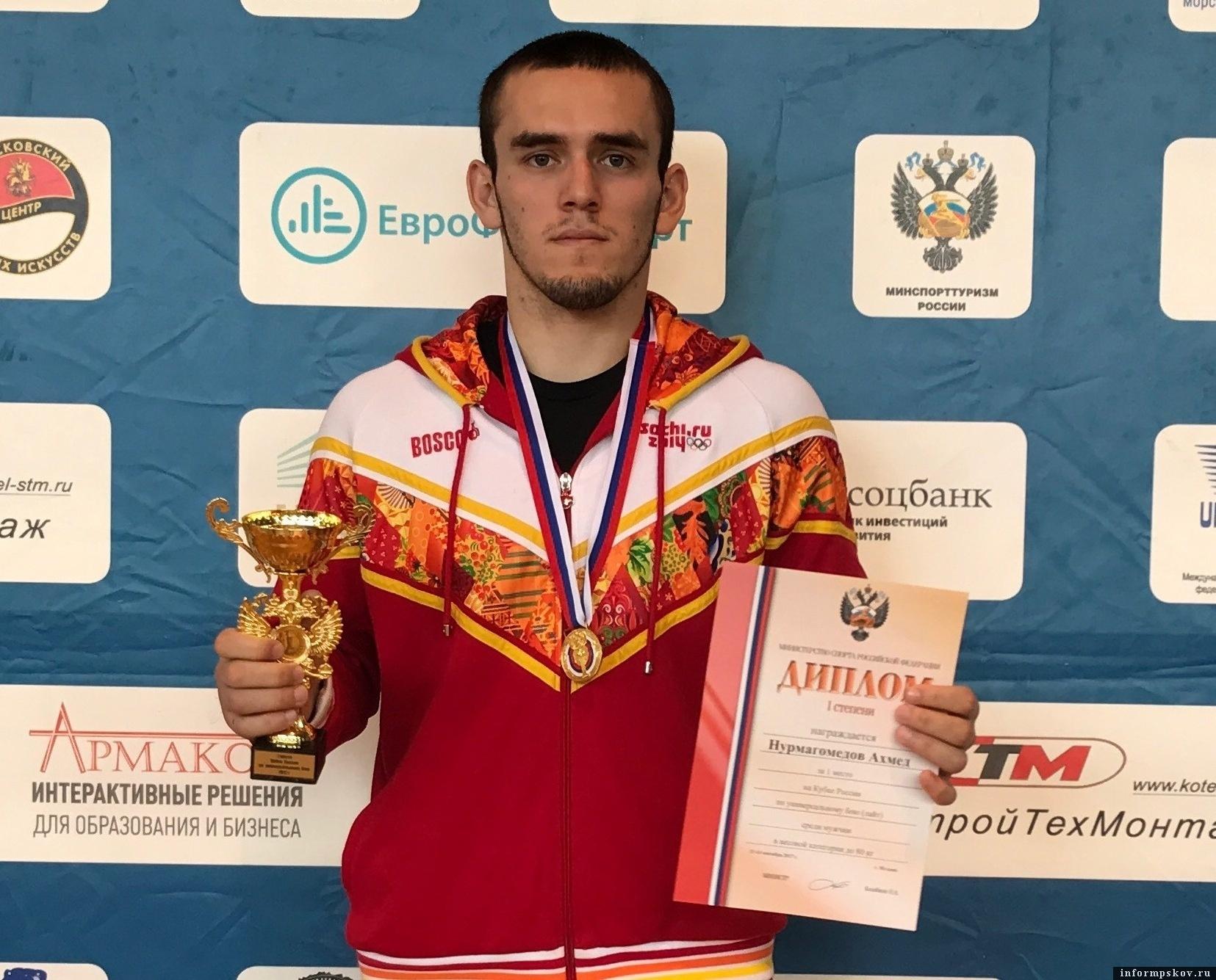 Ахмед Нурмагомедов