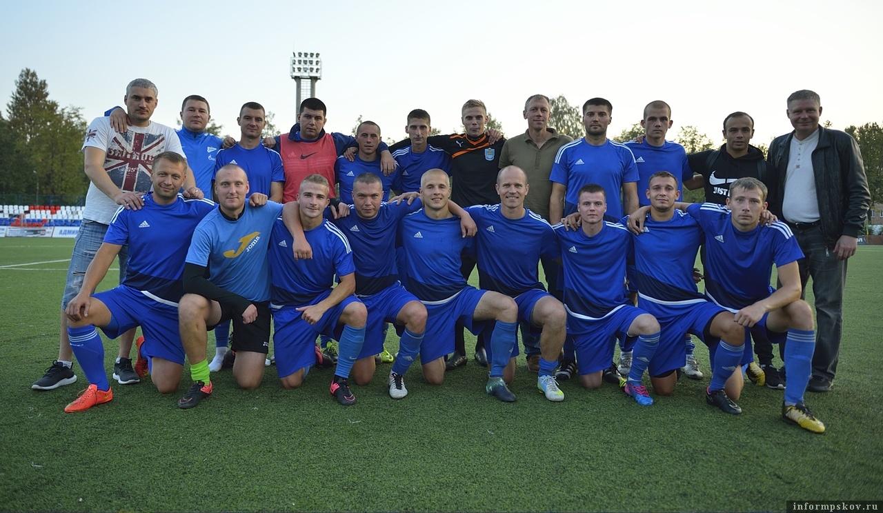 ФК «ВДВ-Купол». Фото из социальной сети.