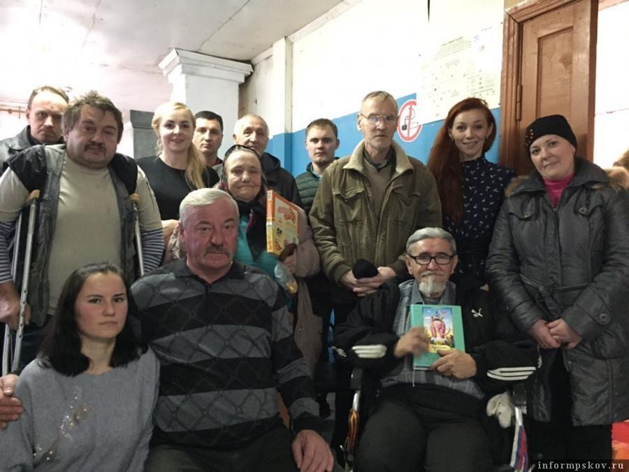 Воронцовский дом-интернат для престарелых и инвалидов сени продукция по уходу за лежачими больными