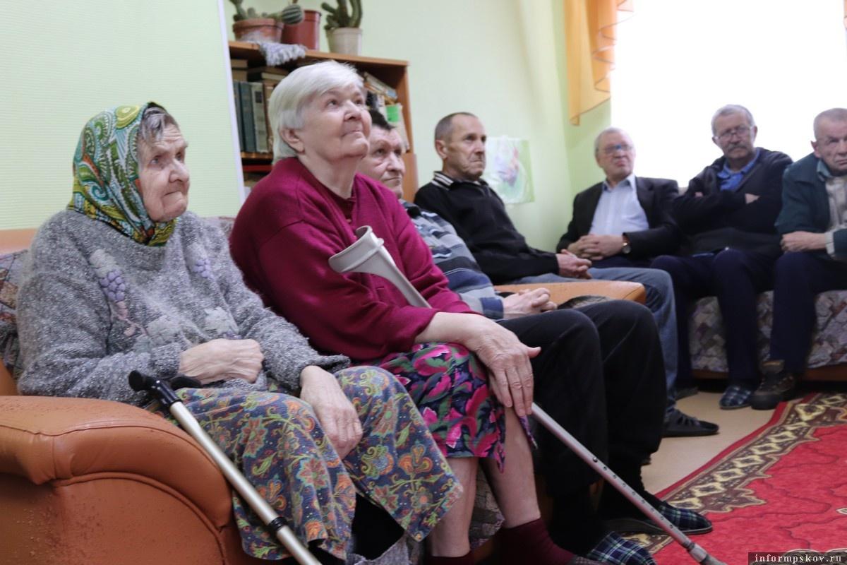 дома престарелых рославльский район