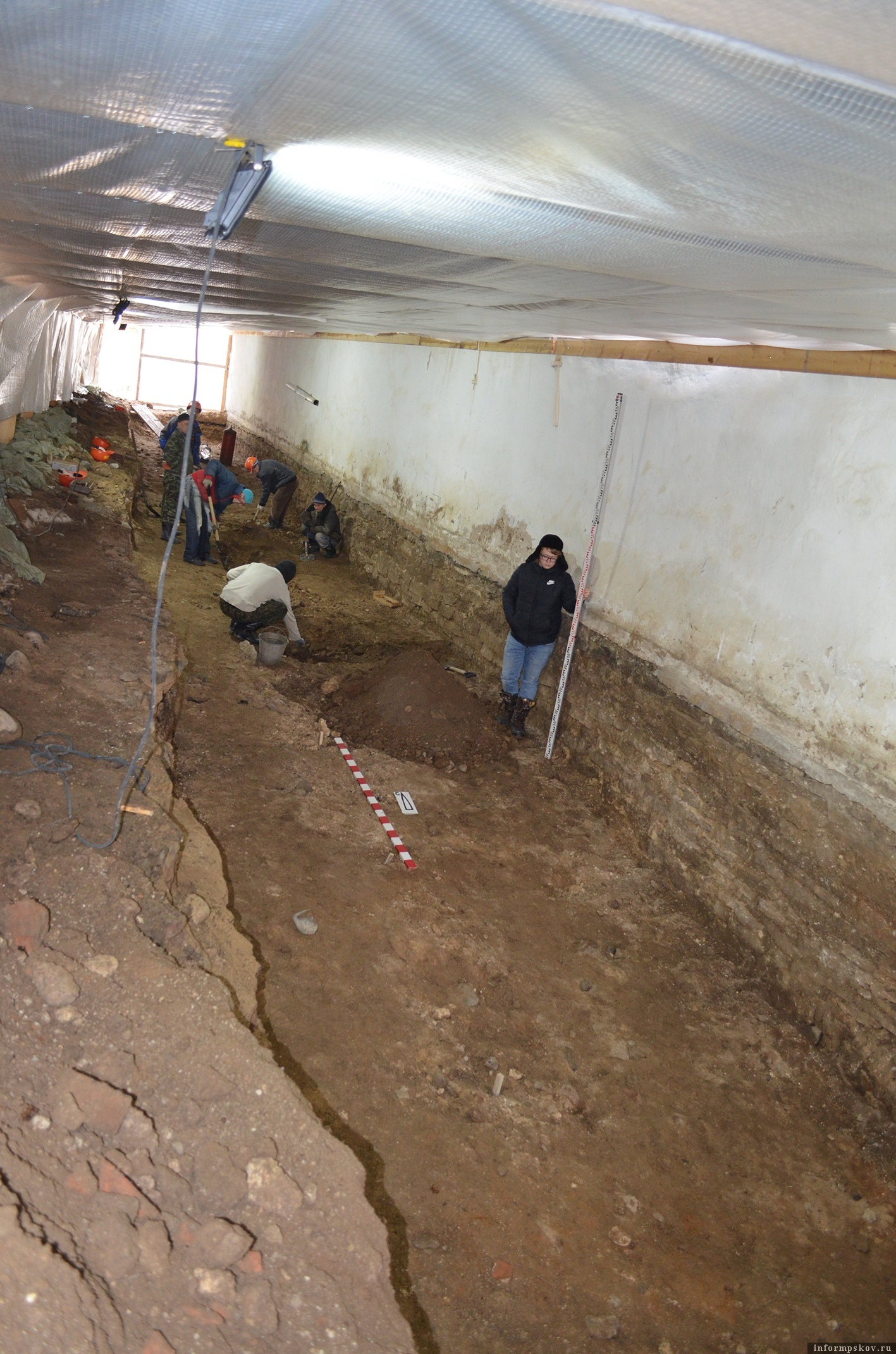 Фото: Археологический центр Псковской области (Instagram)