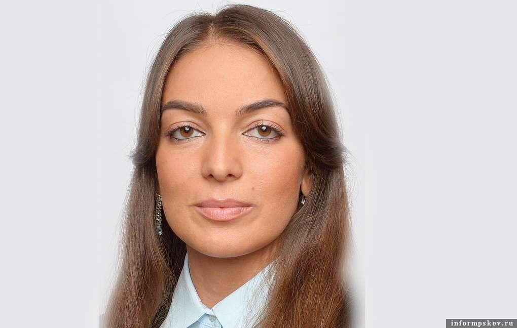 Зарина Догузова. Фото: Пресс-служба Ростуризма