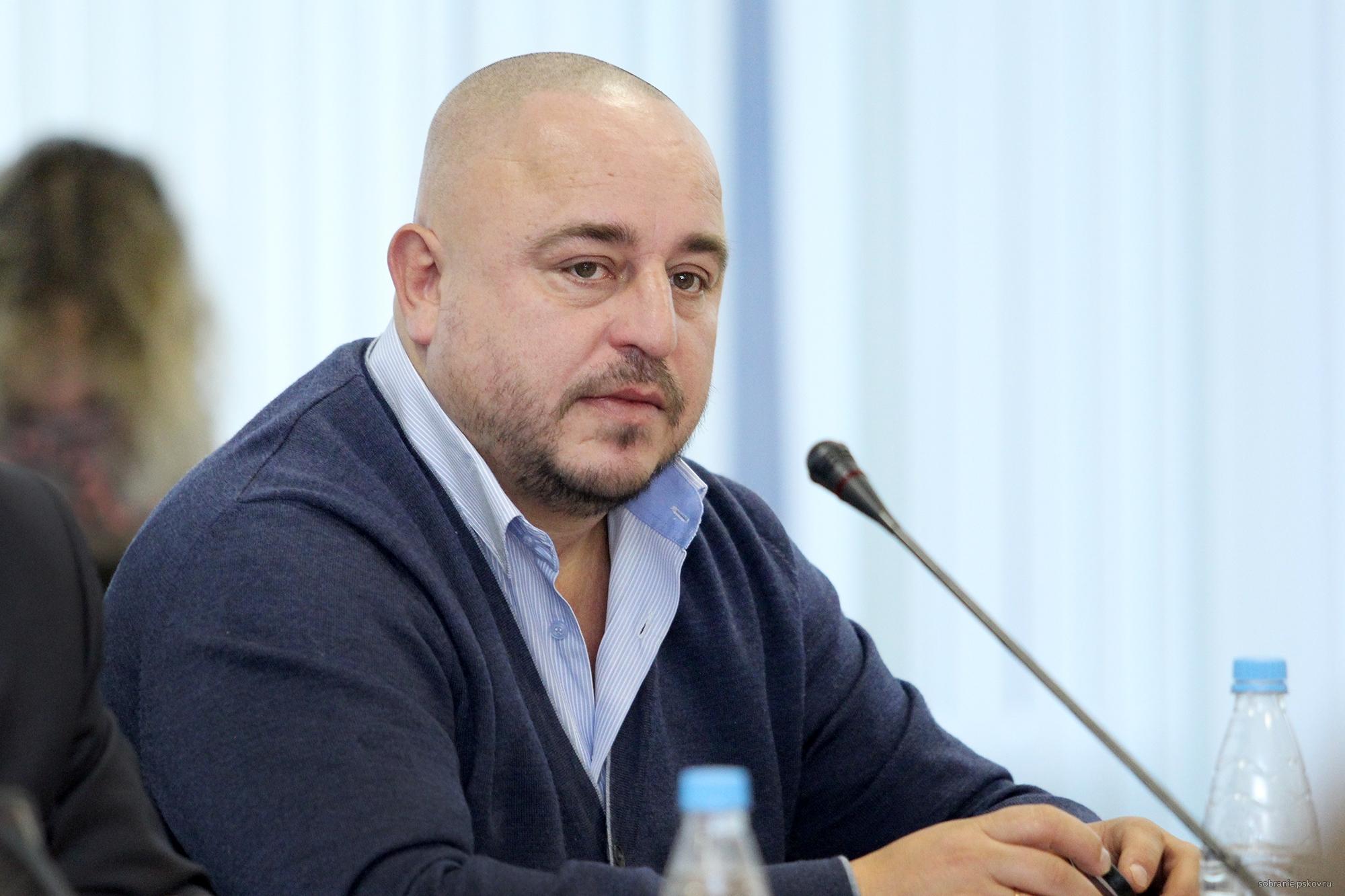 Алексей Севастьянов