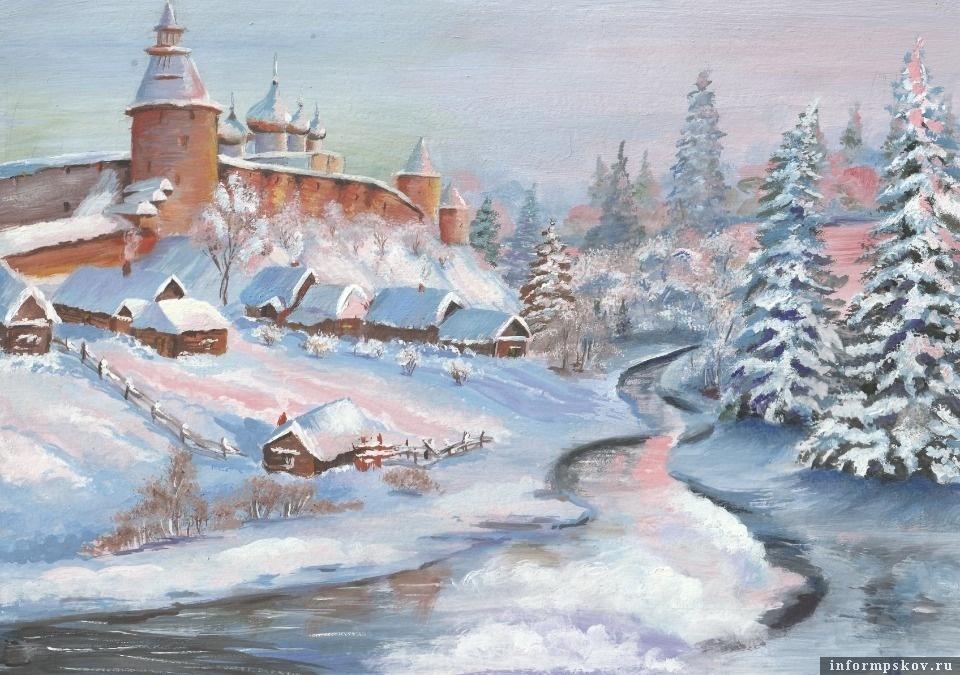 Рисунок Александры Клепиковой