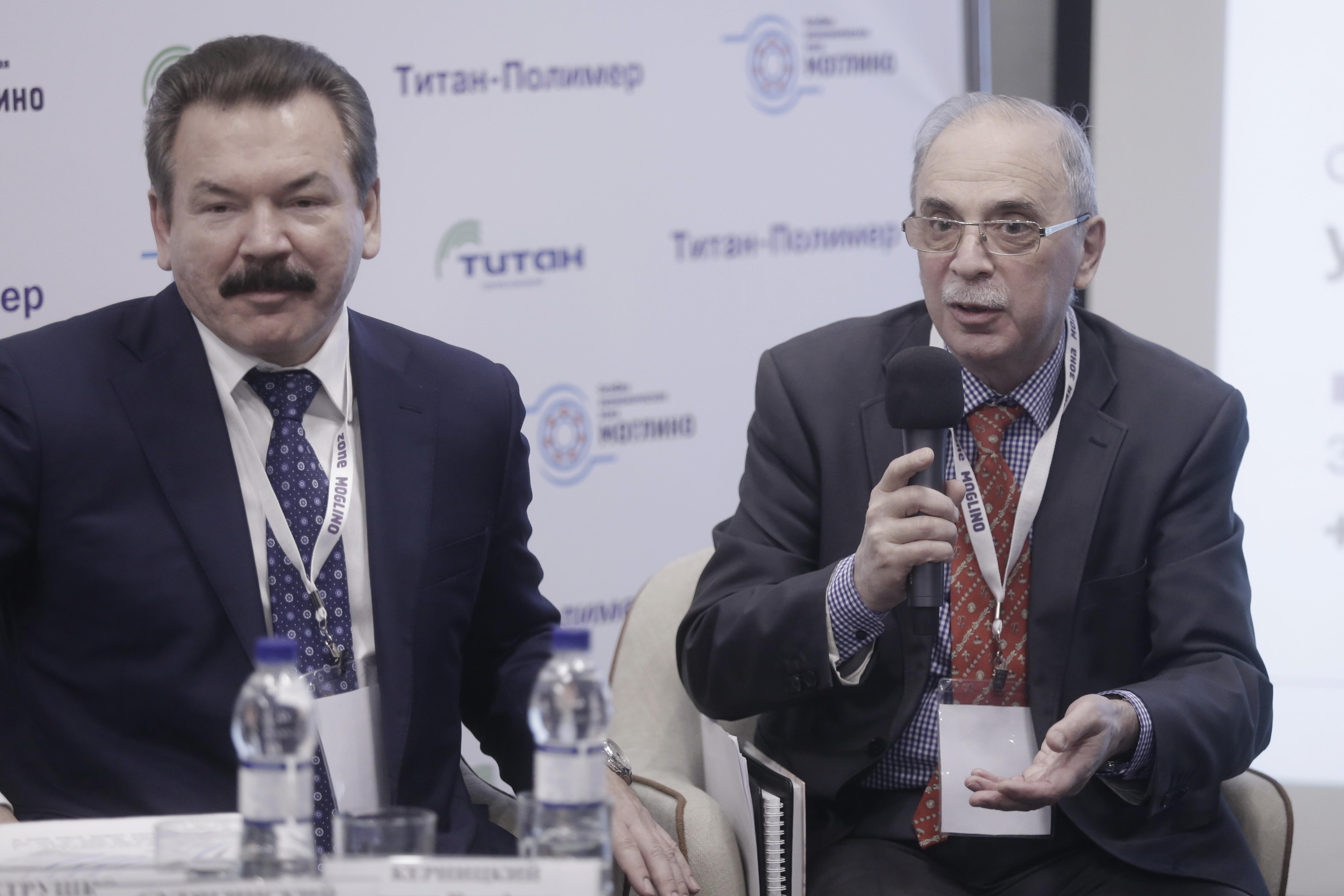 Михаил Сутягинский и Виктор Керницкий