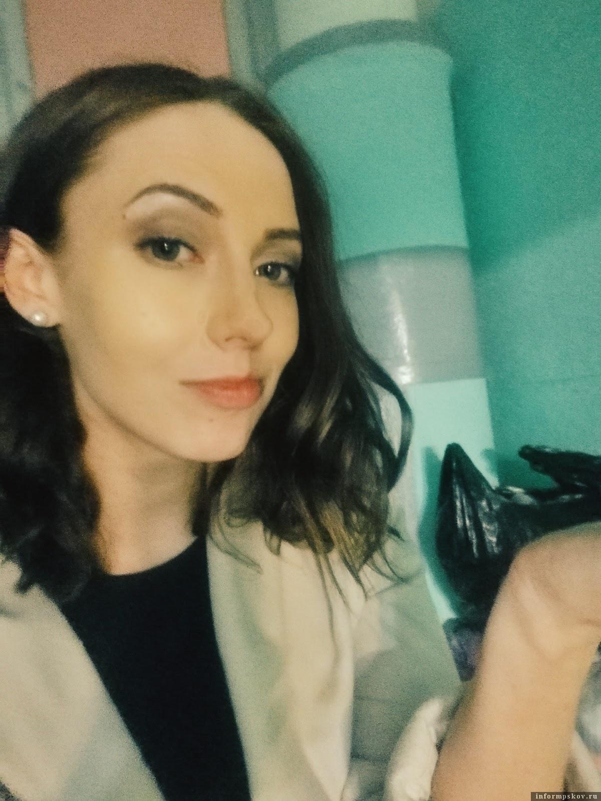 Лола Льдова, фото из vk.com