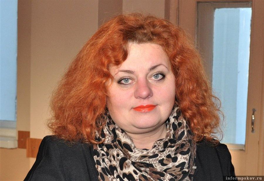 Юлия Ярышкина. Фото Влуки.ру