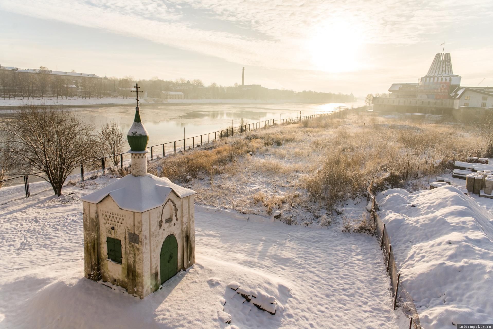 Часовня святой Анастасии. Фото Дарьи Хватковой