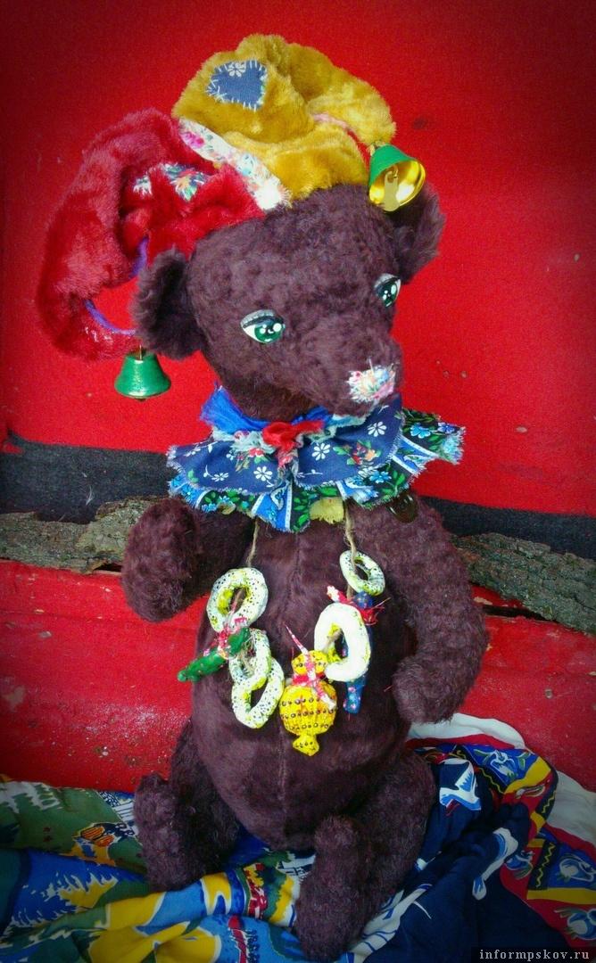 Фото из группы «Кукольный ларец. Куклы-игрушки Разумовской Марии» в социальной сети «ВКонтакте»