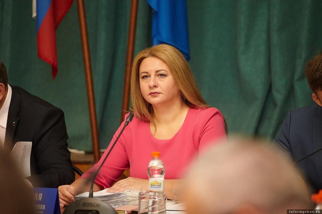 Елена Полонская