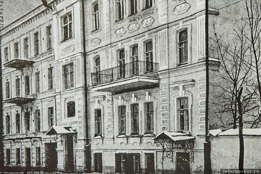 Дом Чернова