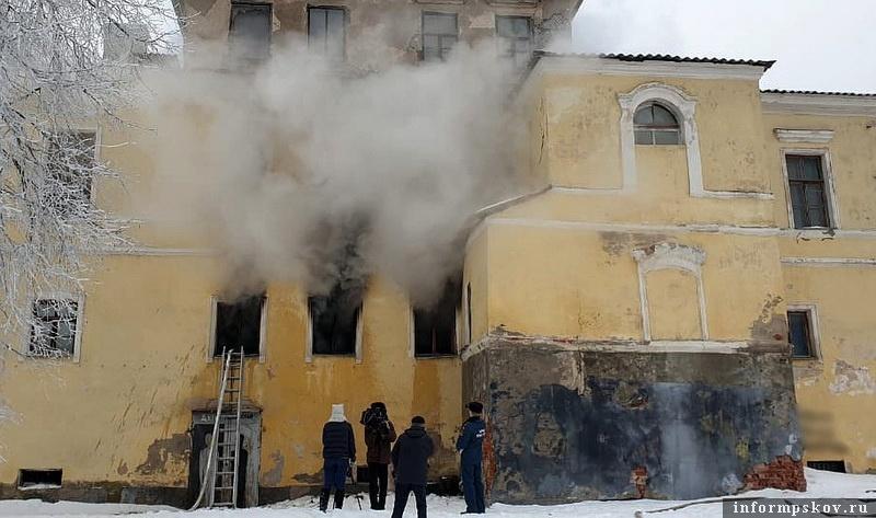 Дом Сафьянщикова. Фото с сайта pskov.kp.ru