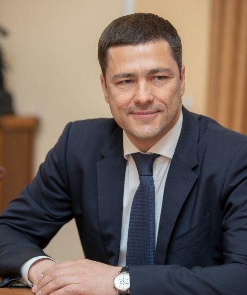 Губернатор Псковской области Михаил Ведерников