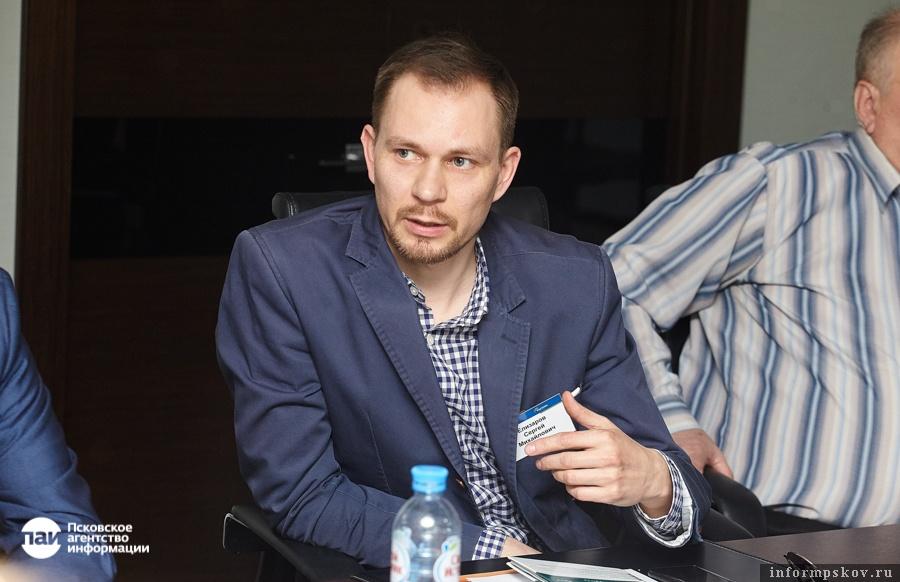 Сергей Елизаров. Фото Дарьи Хватковой