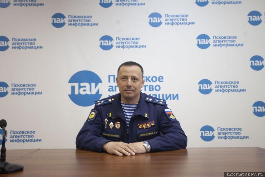 Роман Железняков