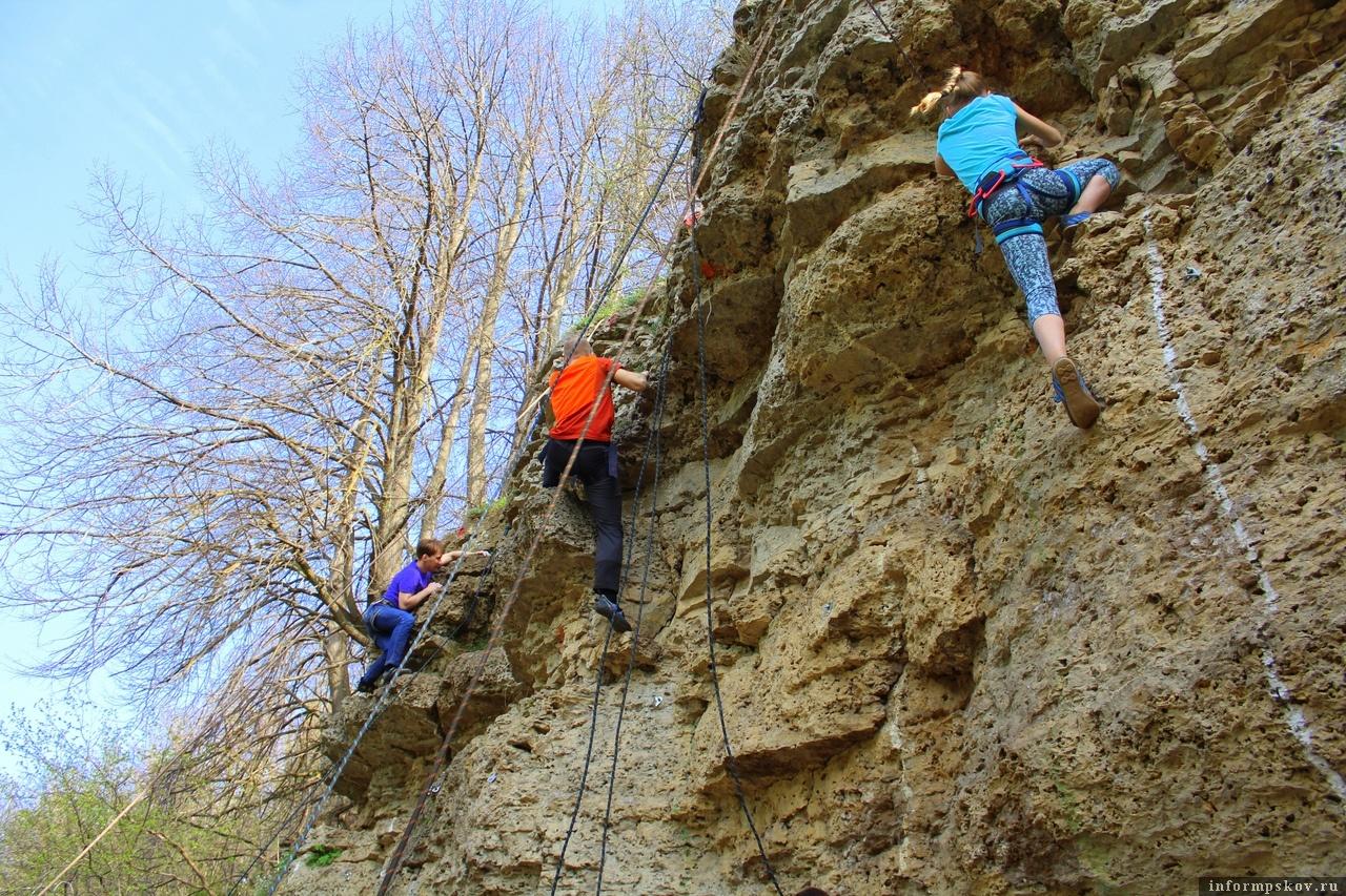 Фото  Федерации альпинизма, скалолазания и спортивного туризма