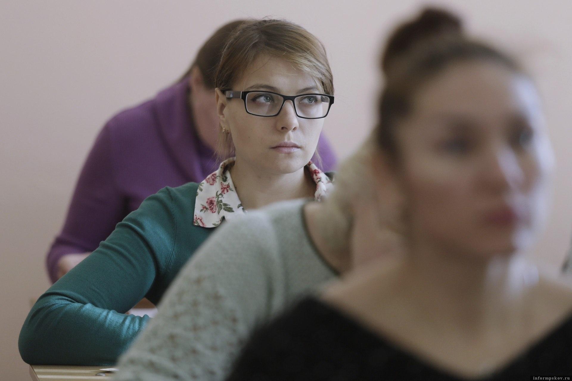 Юлия Шарипова. Фото Андрея Степанова