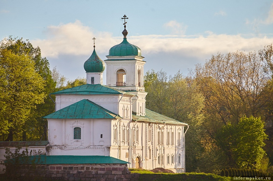 Стефановский храм