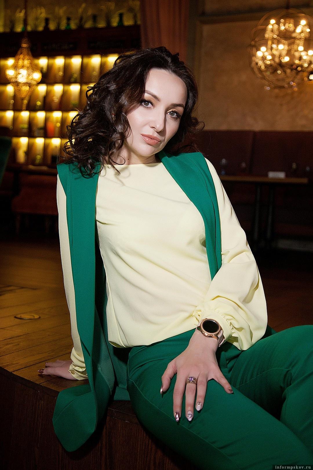 Татьяна Степанова. Фото - Татьяна Родина