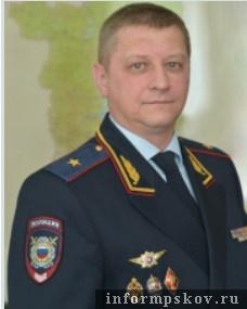 Алексей Овсянников. Фото ГУ МВД России по Пермскому краю