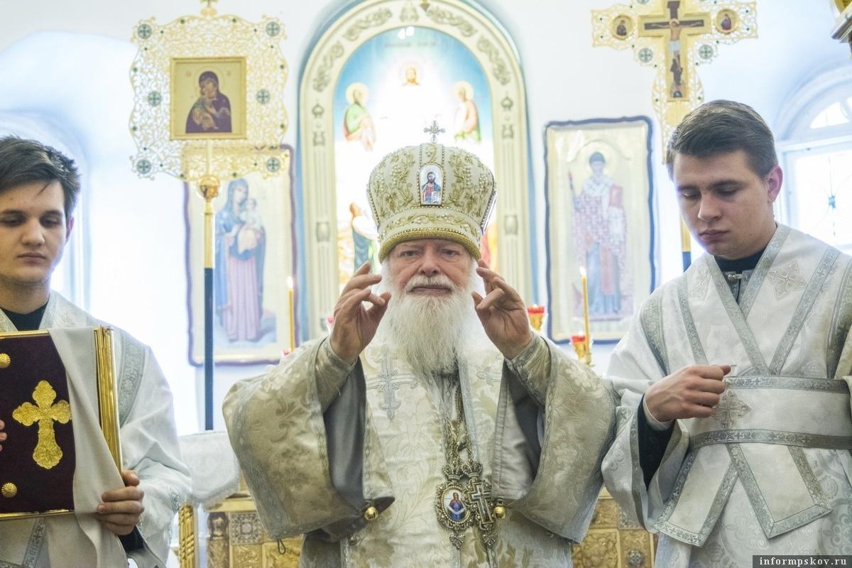 митрополит Евсевий (Саввин)