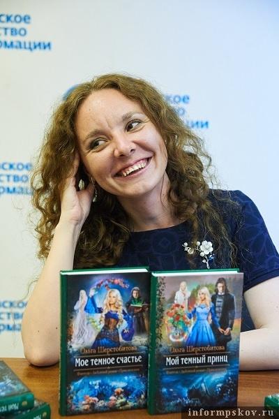 Ольга Шерстобитова. Фото: Дарья Хваткова
