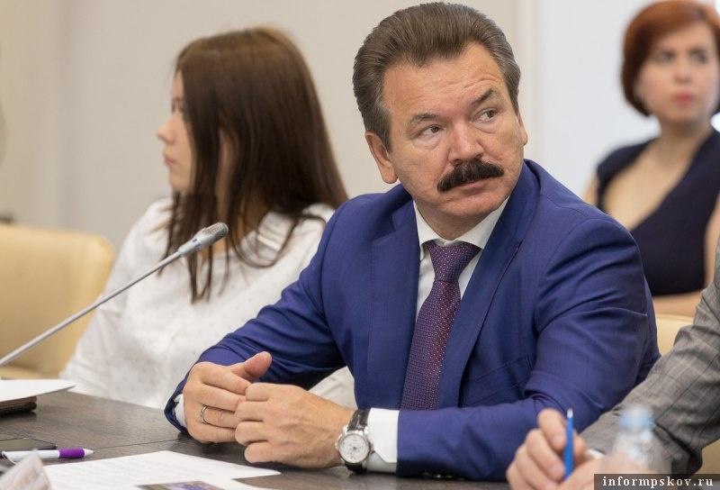Михаил Сутягинский. Фото с сайта pskov.ru