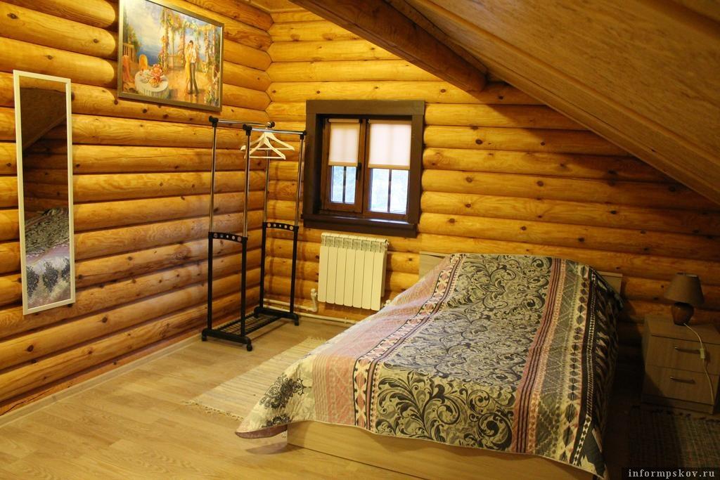 На фото: гостевой дом в Любятово. Фото с сайта booking.com