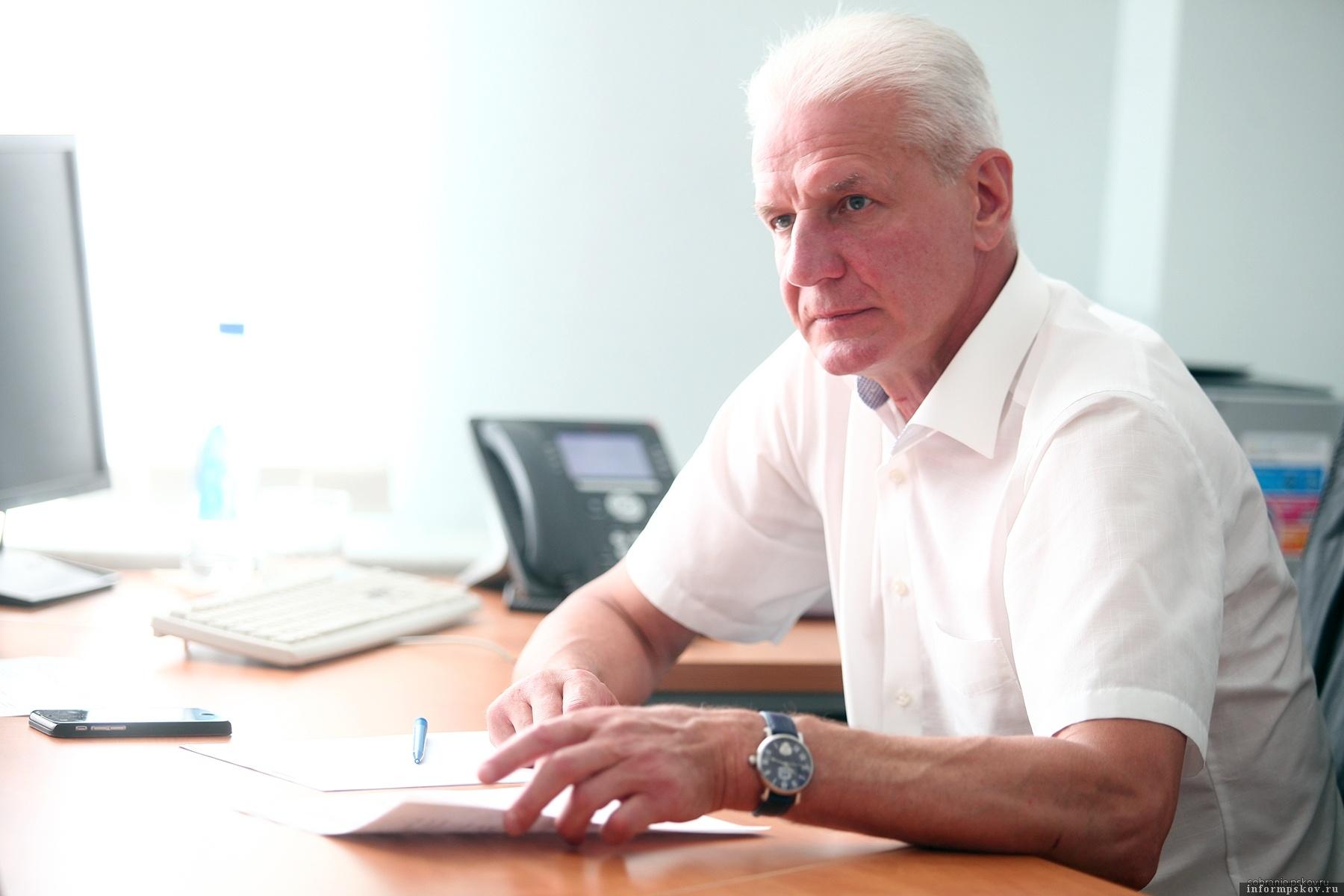 Александр Котов. Фото пресс-службы ПОС