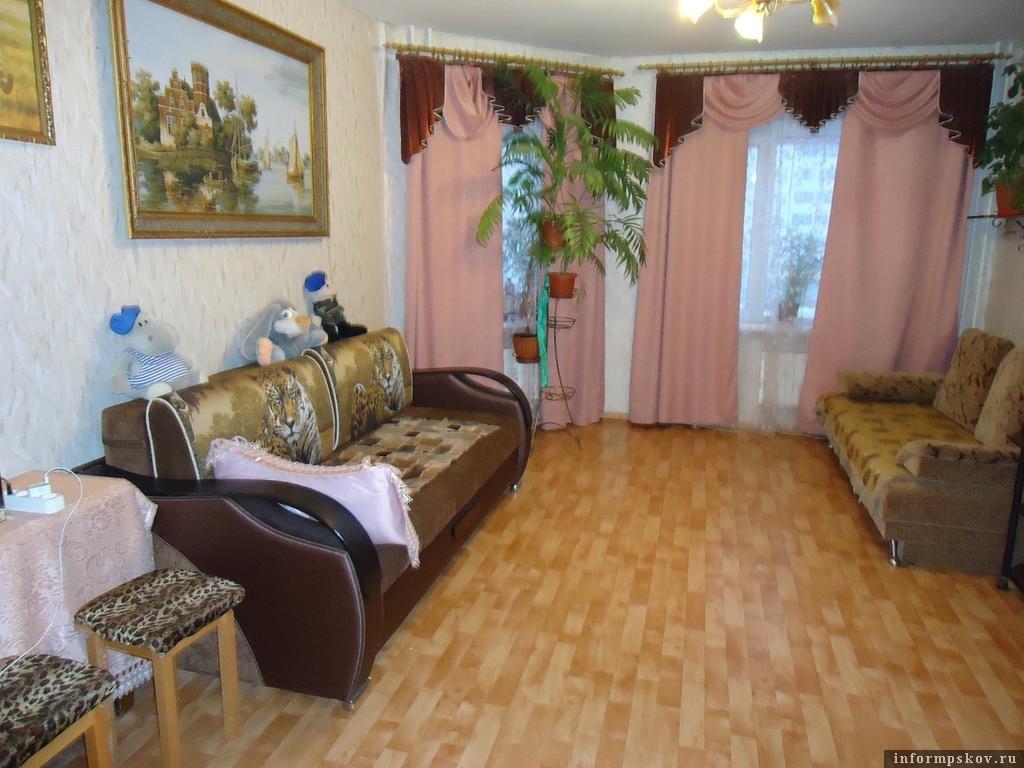 На фото: квартира за 27 тысяч рублей за две ночи. Фото с сайта booking.com