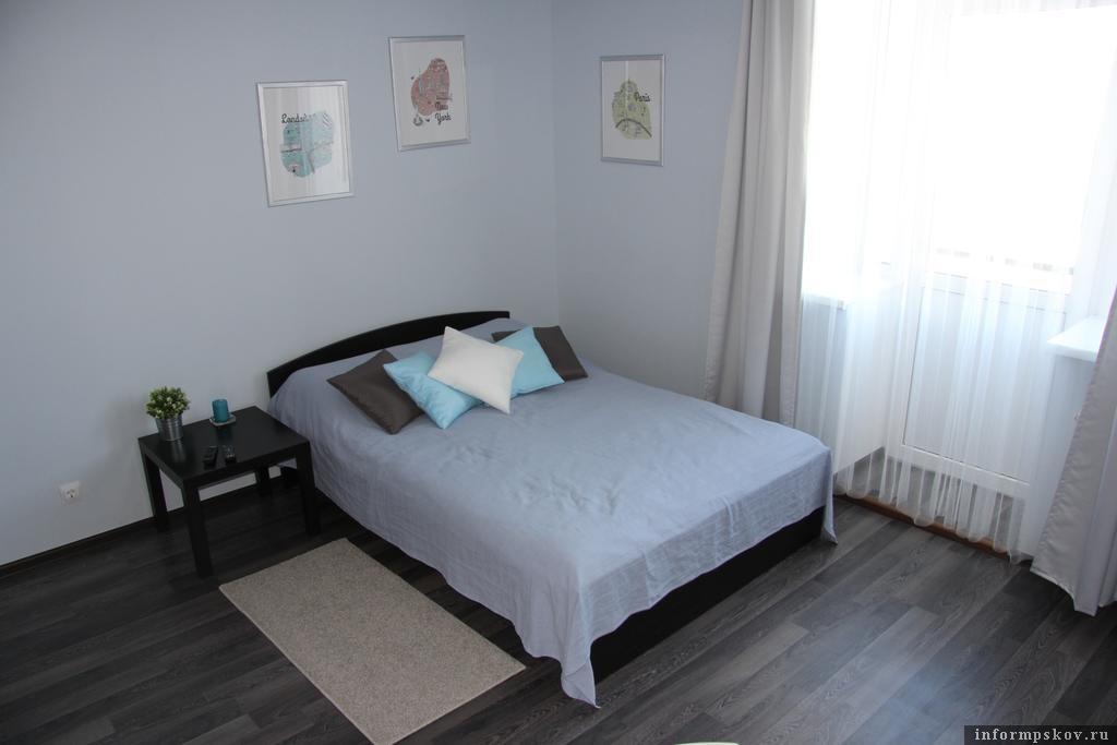 На фото: апартаменты за 11 тысяч рублей. Фото с сайта booking.com