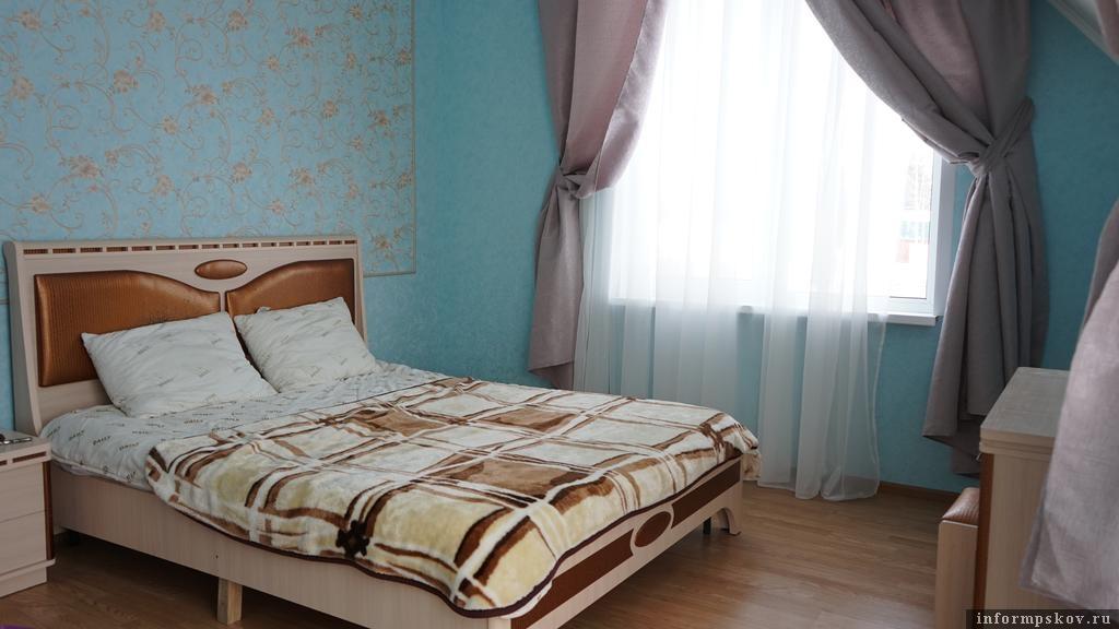 На фото: гостевой дом на улице Освободителей. Фото с сайта booking.com