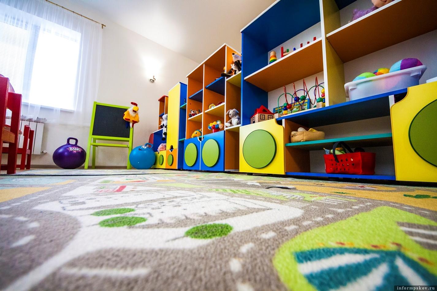 В Курской области скоро могут открыть все детские сады