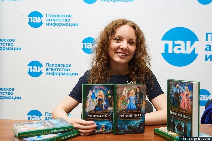 Ольга Шерстобитова. Фото Дарьи Хватковой