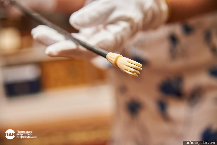 Палочка-чесалка