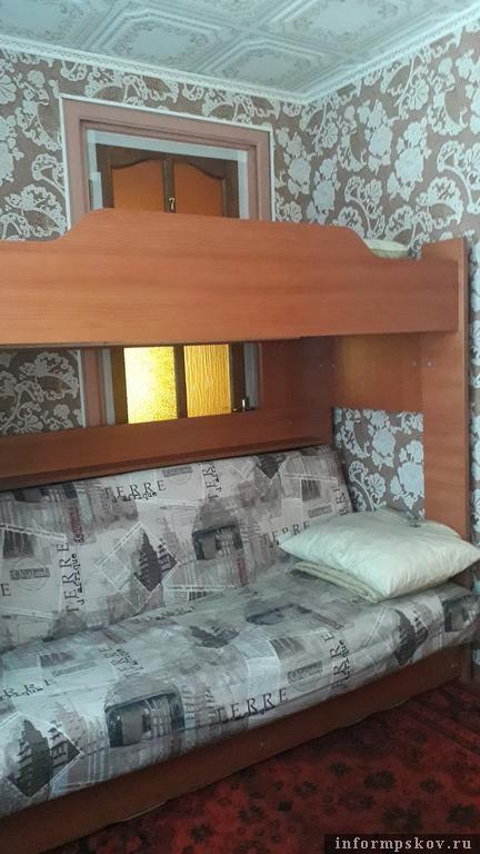 """На фото: номер на двоих в хостеле """"Черёха"""". Фото с сайта booking.com"""