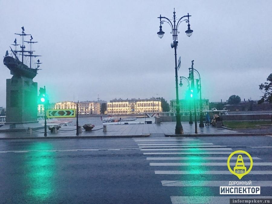 Фото из группы Дорожный инспектор. Санкт-Петербург Вконтакте