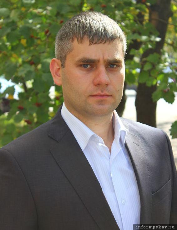 Александр Ёлгин