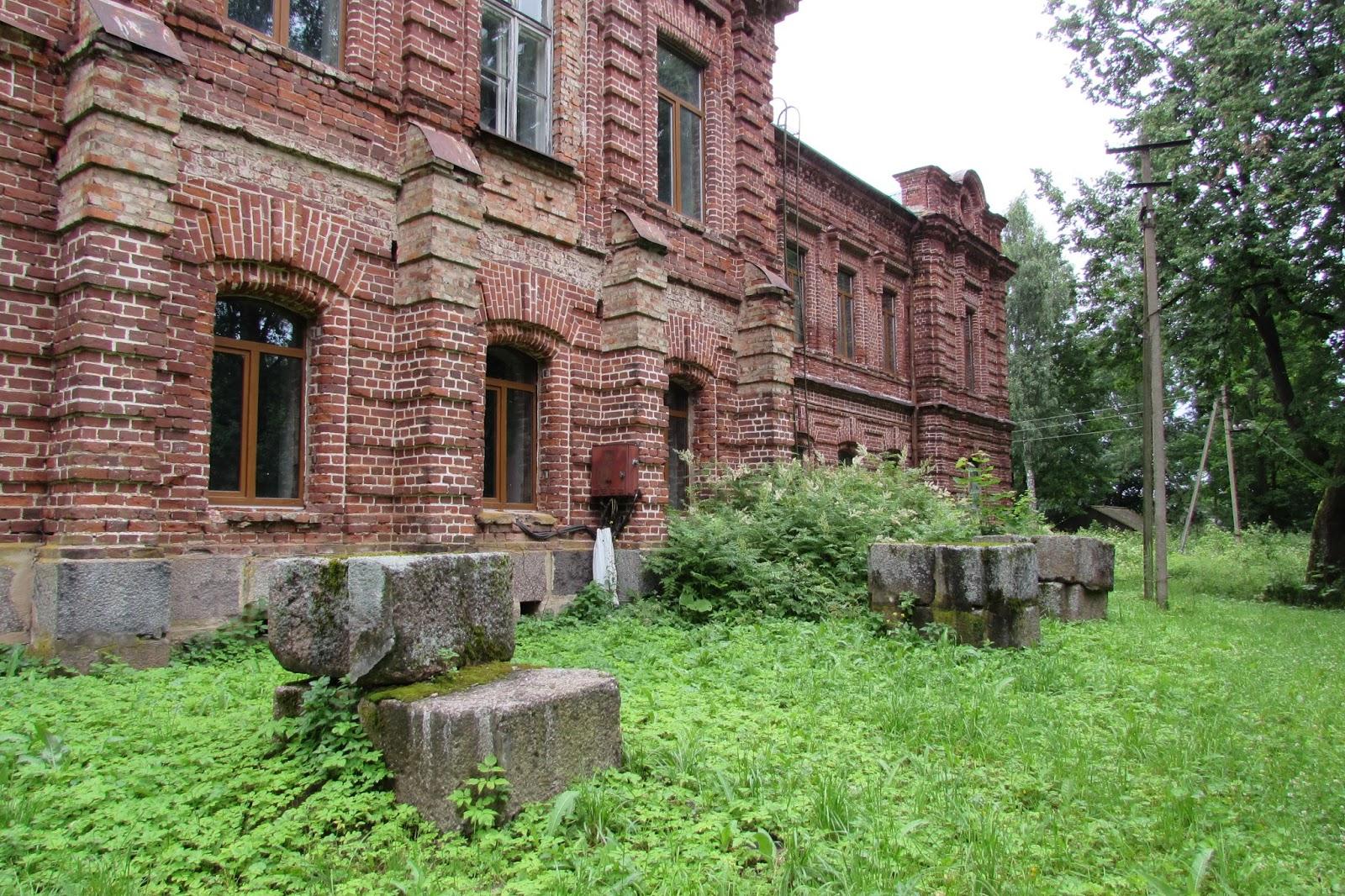 Усадьба князей Львовых в деревне Гора Бежаницкого района