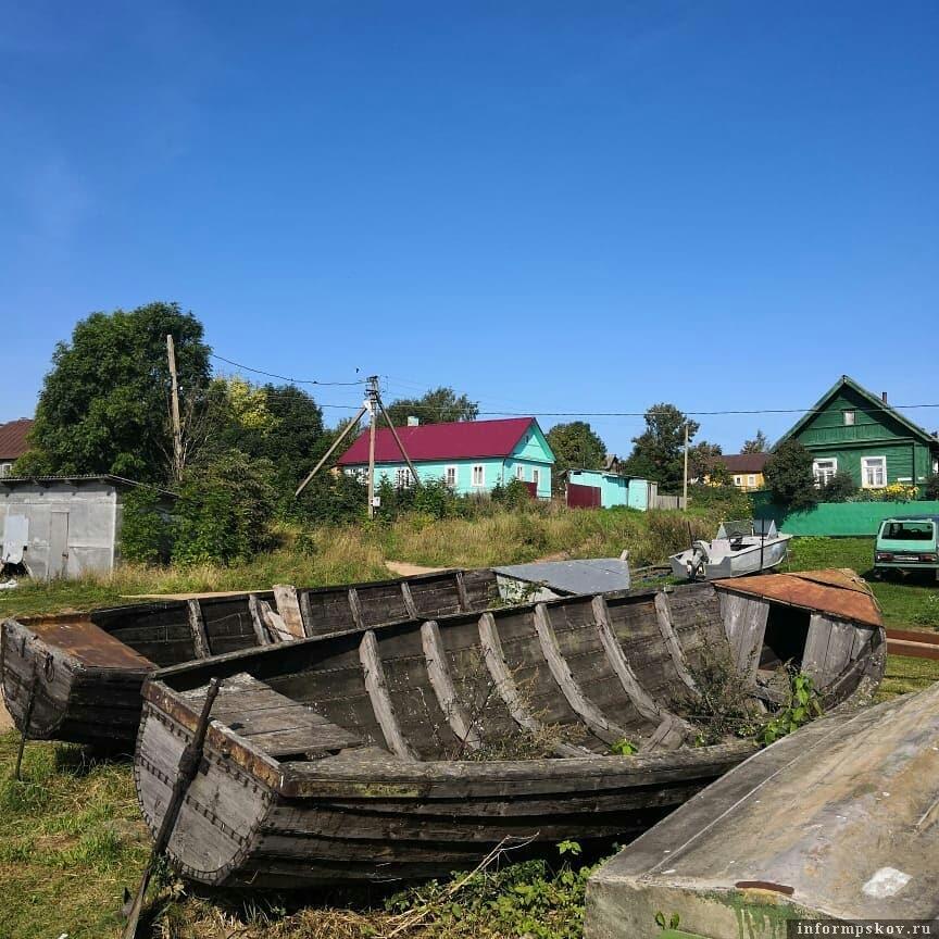 Фото комитета по туризму Псковской области
