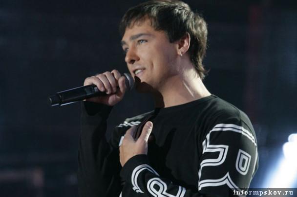 Юрий Шатунов. Фото с официального сайта певца.
